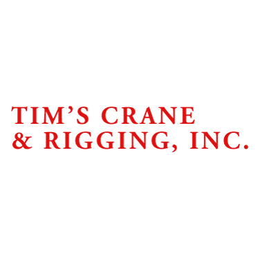 Tim's Crane & Rigging, Inc.