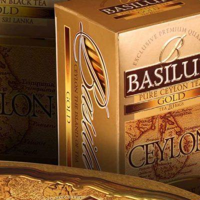 Basilur Tea Export (Pvt) Ltd.