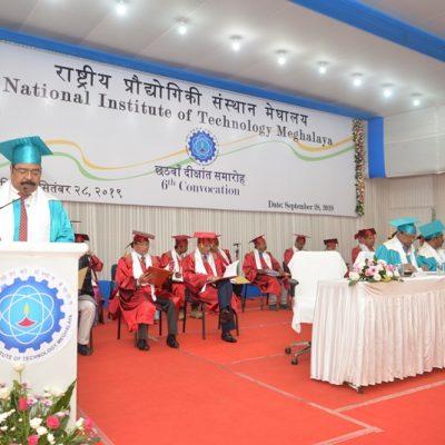 National Institute of Technology Meghalaya