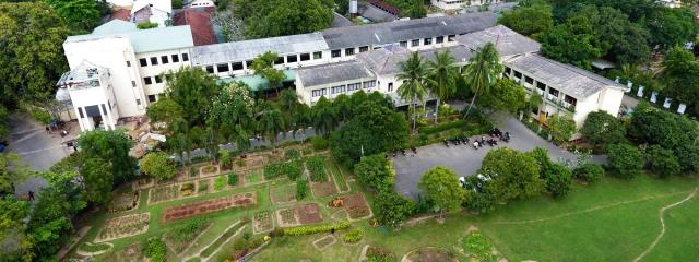District General Hospital – Ampara