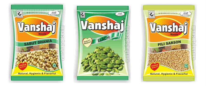 Vanshaj Spices