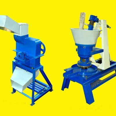 ANDAVAR The Oil Mill Solution