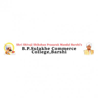 B. P. Sulakhe Commerce College, Barshi