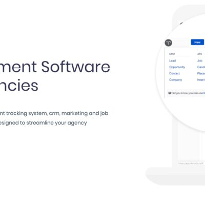 Recruitly Recruitment Software