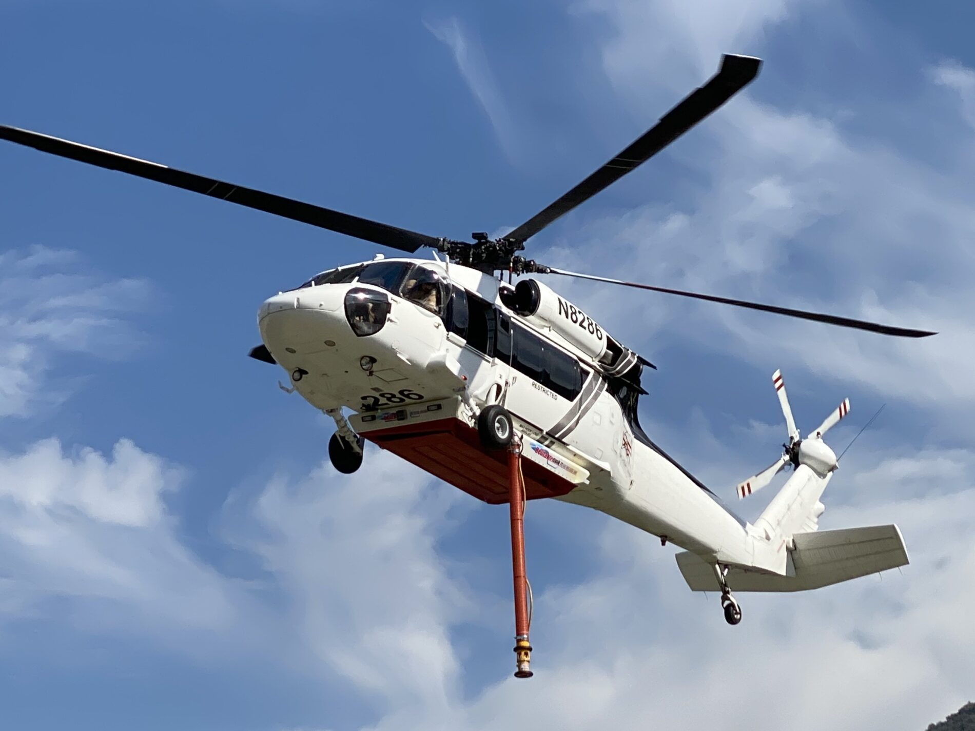 High Performance Helicopters Corp
